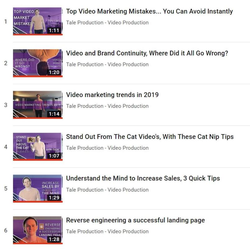 Tale_Production_Youtube_Brand_consistency_blog